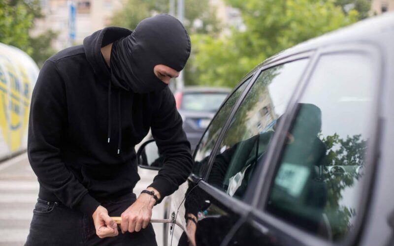 roubo de carros